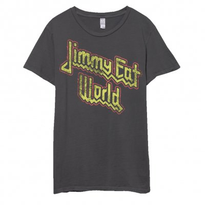 jimmy-eat-world - Limited Edition Priest Logo Tee (Black)