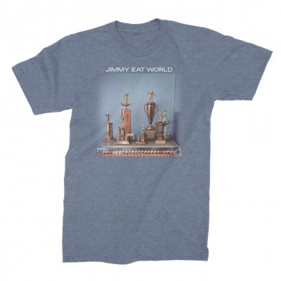 jimmy-eat-world - Bleed American Fade (Heather Blue)