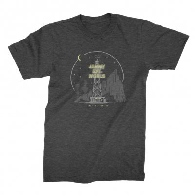 IMAGE | Are You Listening Tee (Heather Black)