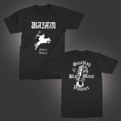 watain - Nuclear Alchemy T-Shirt (Black)