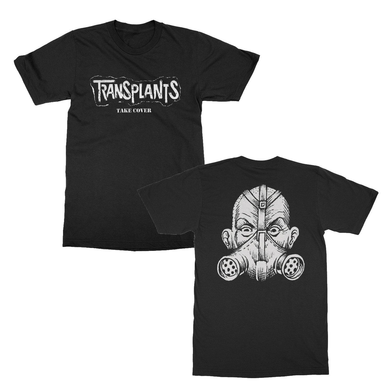 IMAGE   Take Cover T-Shirt (Black)