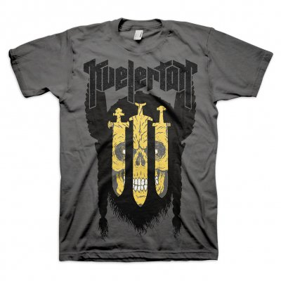 kvelertak - 3 Swords Tee (Charcoal)