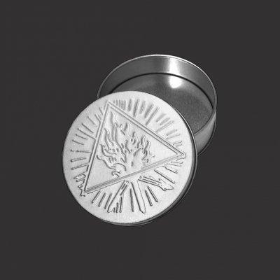 behemoth - Behemoth Sigil Tin (Silver)