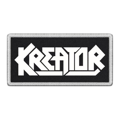 Kreator - Logo Embroidered Patch