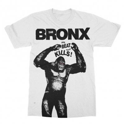 the-bronx - Beat That Kills T-Shirt (White)