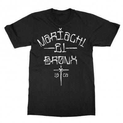Mariachi El Bronx - Mariachi El Bronx Graf T-Shirt (Black)