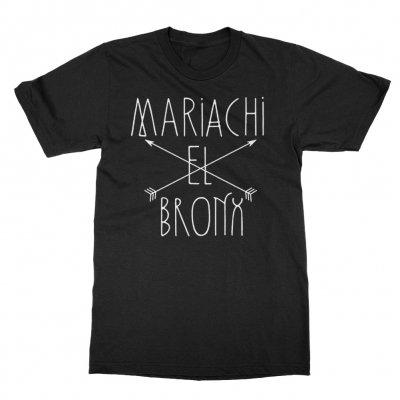 Mariachi El Bronx - Arrows T-Shirt (Black)