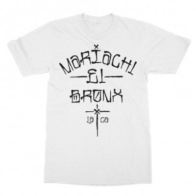 Mariachi El Bronx - Mariachi El Bronx Graf T-Shirt (White)