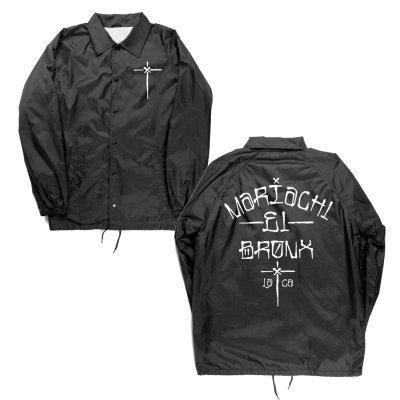 Mariachi El Bronx - Mariachi El Bronx Graf Windbreaker (Black)
