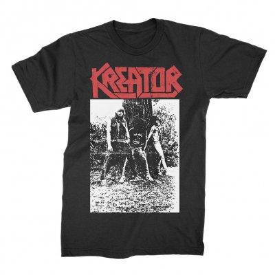 kreator - Vintage Photo T-Shirt (Black)