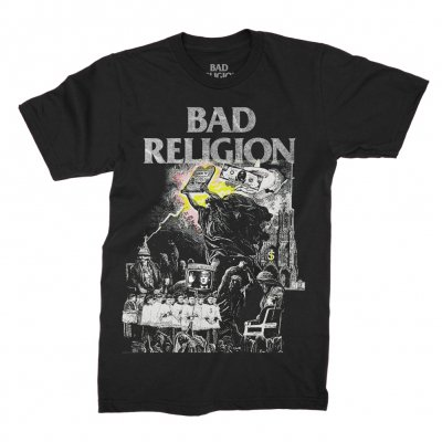 bad-religion - All Ages II Tee (Black)
