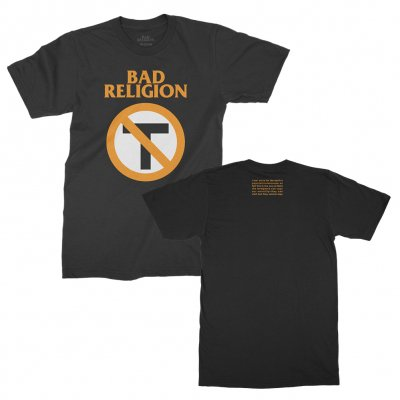 bad-religion - Trumpbuster Tee (Black)