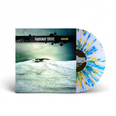 epitaph-records - Parkway Drive - Horizons LP (Clear Splatter)