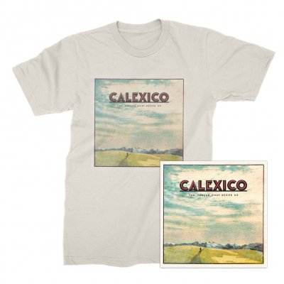 Calexico - The Thread That Keeps Us CD + Tee (Natural) Bundle