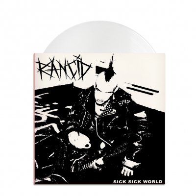 "rancid - Sick Sick World 12"""