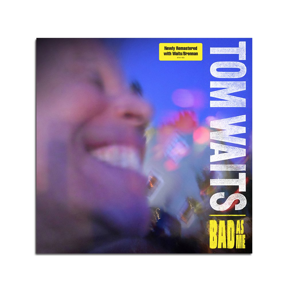 Bad As Me CD (Remastered)