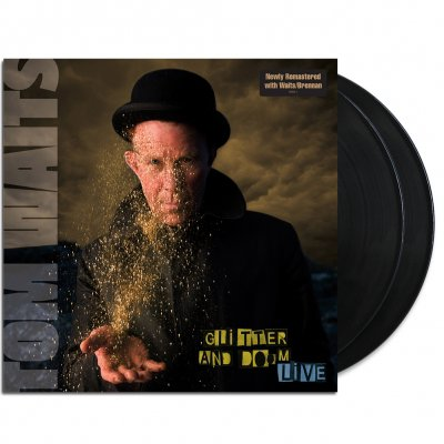 tom-waits - Glitter and Doom Live 2xLP (180g Remastered)