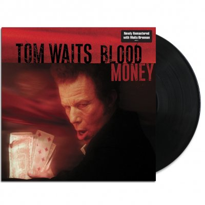 Tom Waits - Blood Money LP (180g Remastered)