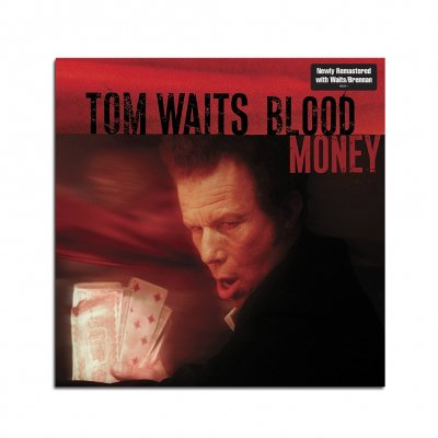 anti-records - Blood Money CD (Remastered)
