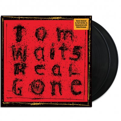 tom-waits - Real Gone 2xLP (180g Remixed & Remastered)