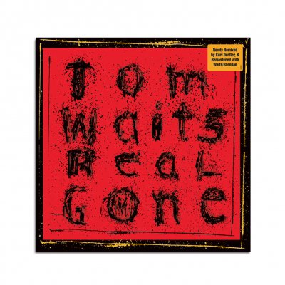 tom-waits - Real Gone CD (Remixed & Remastered)