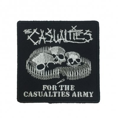 the-casualties - For The Casualties Army Patch