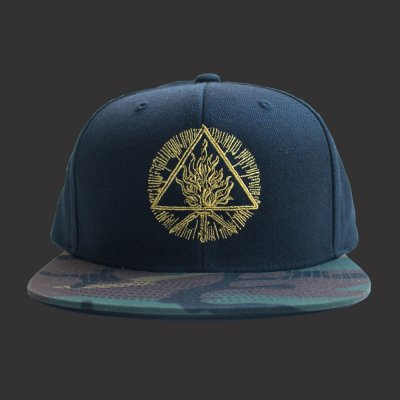 Sigil Snap Back Hat (Camo)