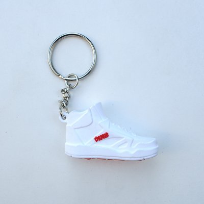 Hi-Top Shoe Key Chain