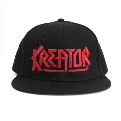 Kreator - Gods of Violence Snap Back Hat (Black)