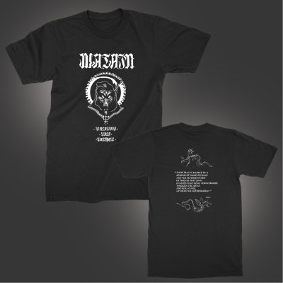 watain - Emblem T-Shirt (Black)