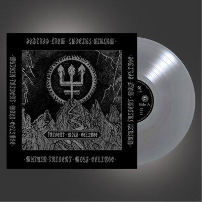 watain - Trident Wolf Eclipse Box Set + Long Sleeve T-Shirt (Black) Bundle