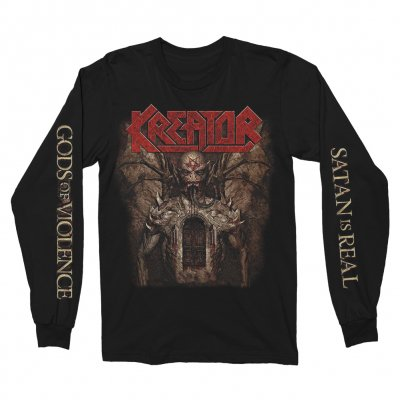 Kreator - Gods of Violence Long Sleeve (Black)