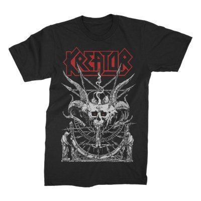 Demon Altar T-Shirt (Black)