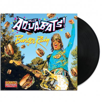 the-aquabats - Burger Rain / Beat Fishin 7""