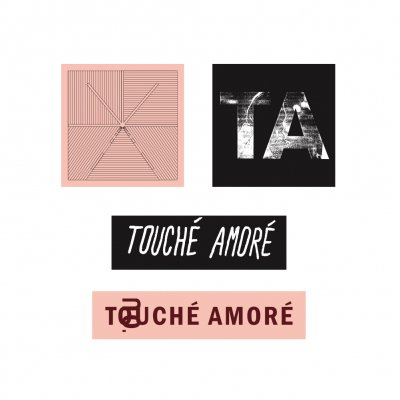touche-amore - Sticker Pack 1
