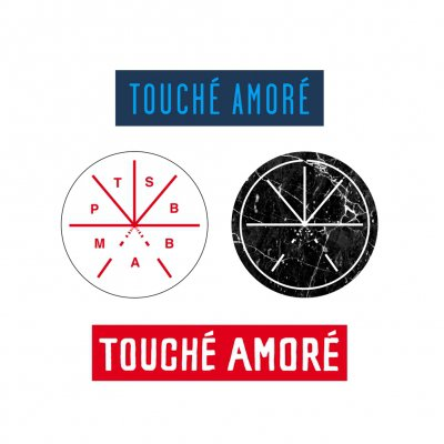 touche-amore - Sticker Pack 2