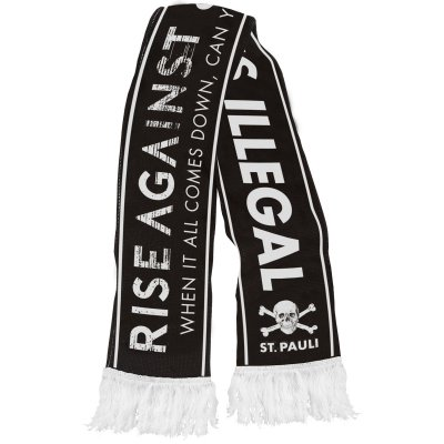 Rise Against - Rise Against Never Give Up Scarf