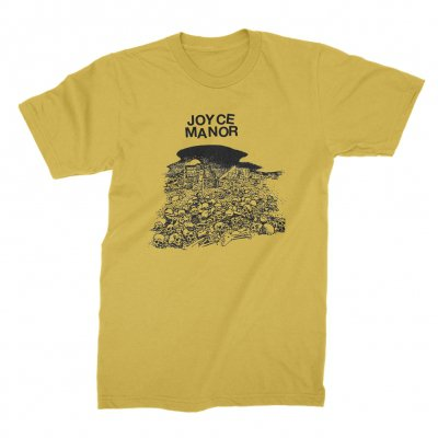 joyce-manor - Skulls Tee (Gold)