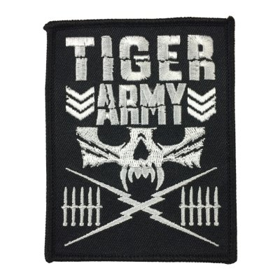 tiger-army - Tiger Club Patch