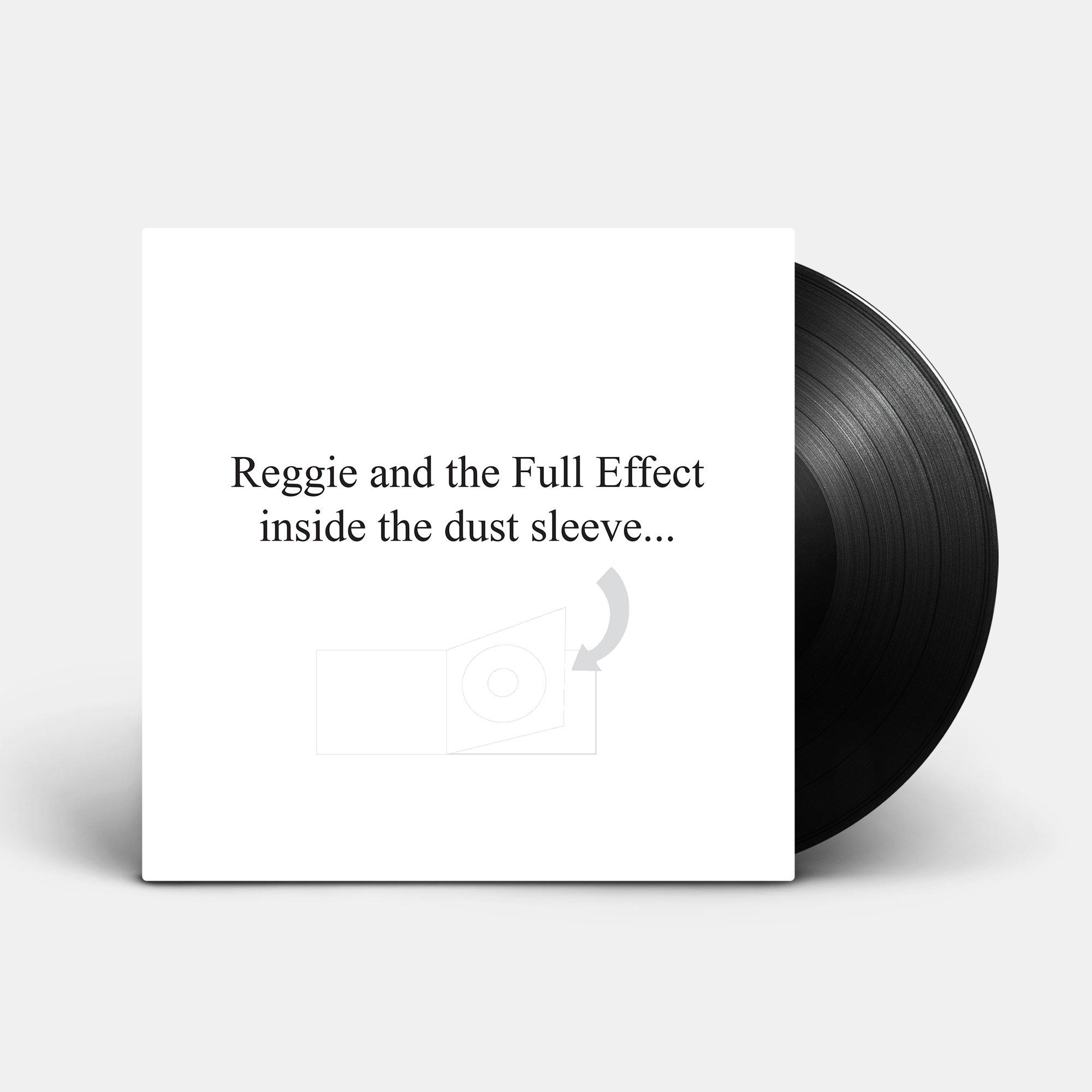 IMAGE | Inside The Dust Sleeve... LP (Black 180g)