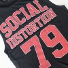 IMAGE | Athletic House Muscle Tank Top (Black) - detail 2
