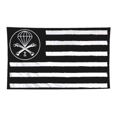 Parachute Flag