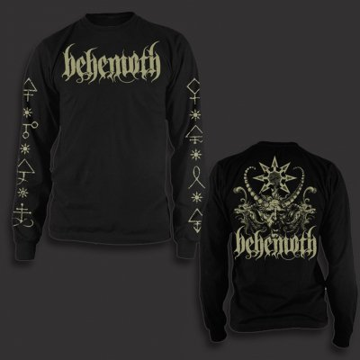 behemoth - Demon Long Sleeve (Black)