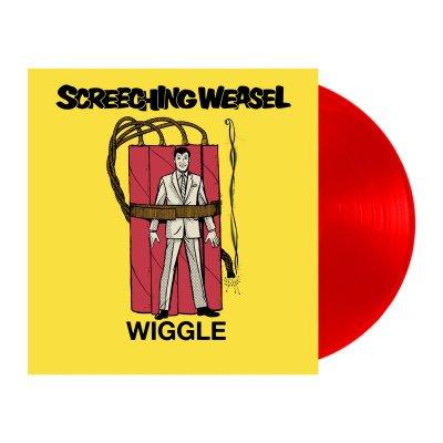 screeching-weasel - Wiggle LP (Red)