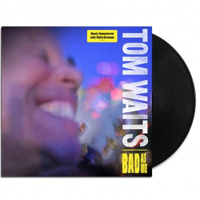 anti-records - Bad As Me LP (180g Remastered)