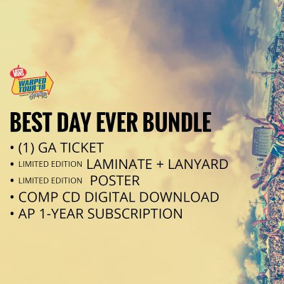 vans-warped-tour - 2018 Best Day Ever Bundle