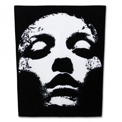 converge - Jane Doe Face Back Patch