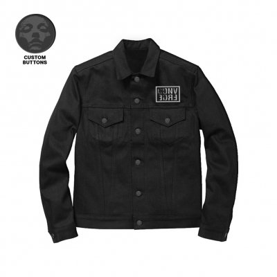 converge - Custom Denim Jacket