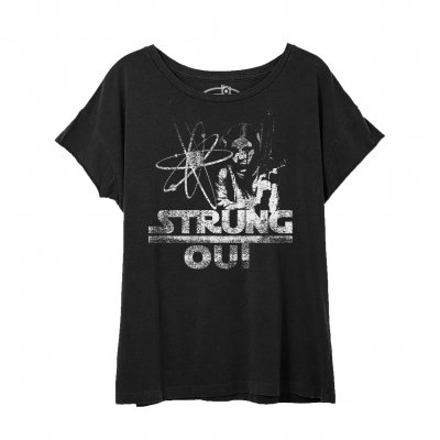 strung-out - Limited Edition Carrie Women's Tee (Black)