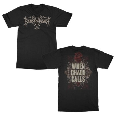 When Chaos Calls T-Shirt (Black)